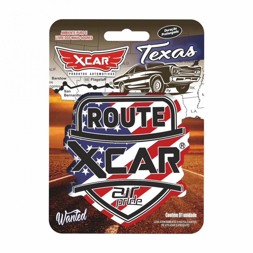Aromatizador Carro Perfumado Route Texas